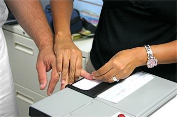 Finger Printing