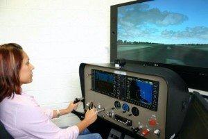 G1000 Frasca Simulator