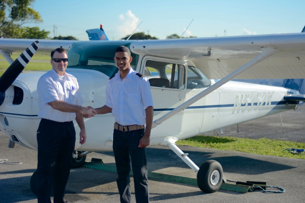 Learn To Fly In Miami At Wayman Flight Training
