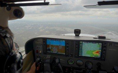 G1000 Flying