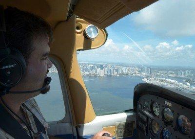 Flying the Intercoastal