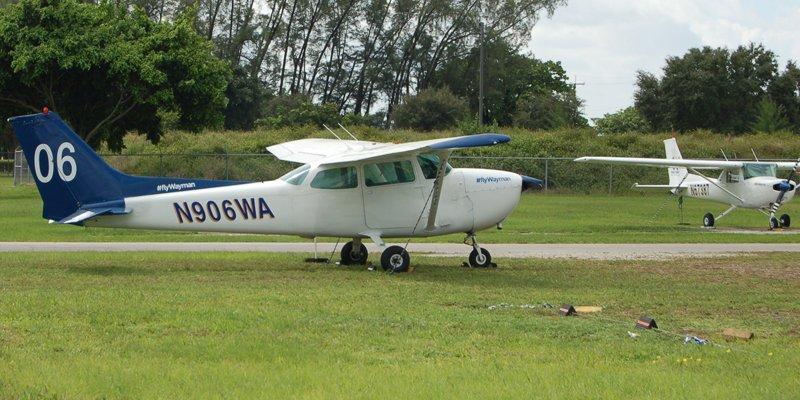 Cessna 172 N906WA #flyWayman